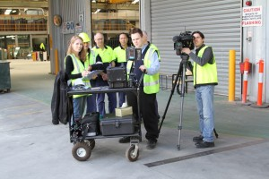 Training video crew Melbourne