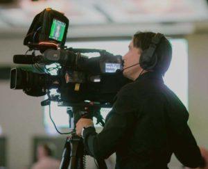 Video production camera digicast
