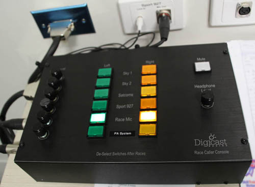 Digicast Console